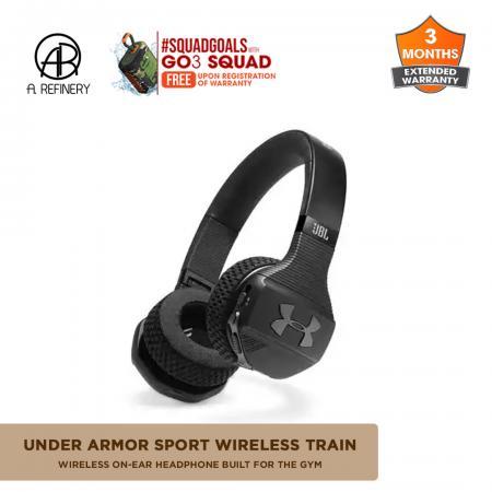 A Ref JBL Under Armour® Sport True Wireless Train